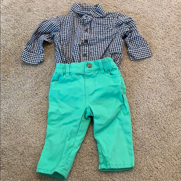 Children's Place Other - Boys set size 3-6 month